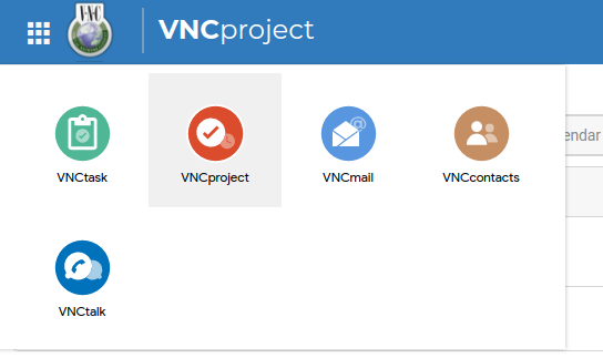 VNCproject App Switcher Screenshot