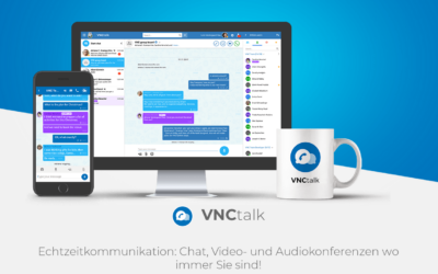 New features for VNCtalk: Broadcast Feature and Desktop App