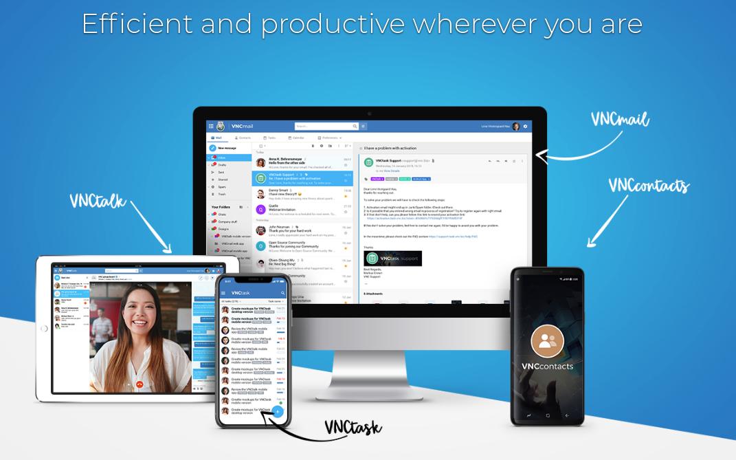Core VNClagoon products already on Angular 8!