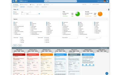 VNClagoon Integration from VNCproject Agile Boards