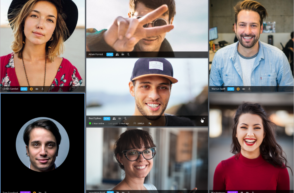 VNC Supports Real-Time Communication in Times of Crisis with Free Messenger