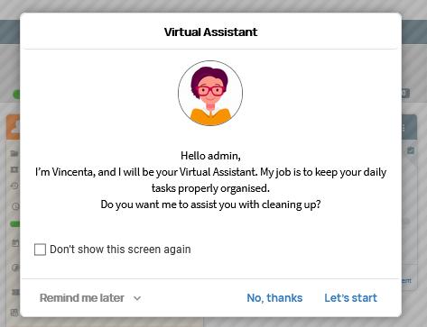 VNCcommander with Vincenta