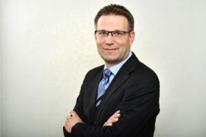 Steffen Iredi, Prokurist bei der DFB GmbH und verantwortlicher Director Technologie & Betrieb