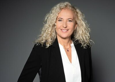 Andrea Wörrlein, Geschäftsführerin von VNC in Berlin und Verwaltungsrätin der VNC AG in Zug