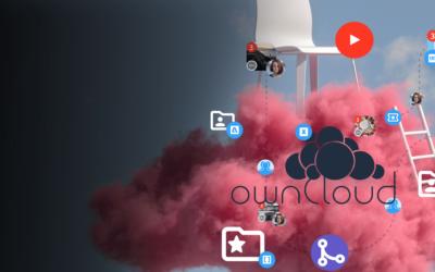 ownCloud und VNC entwickeln Helm Charts